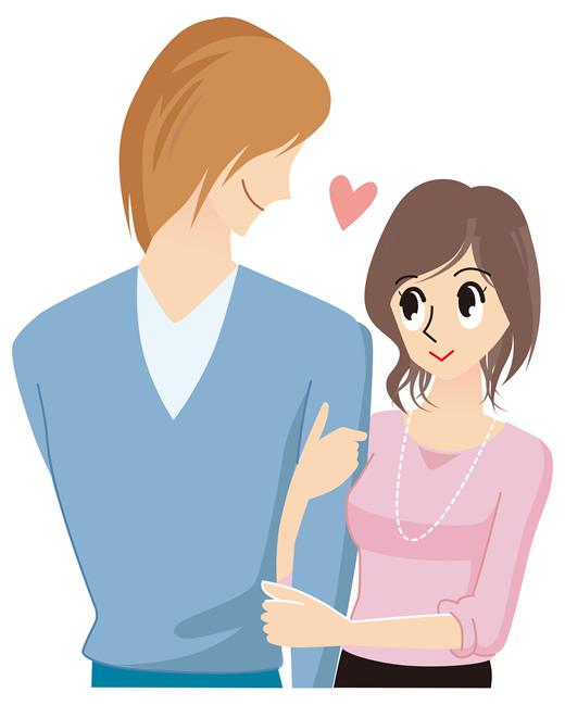 パートナーの心も体も求め合う